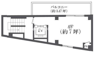 T's-Ⅰ 間取り図